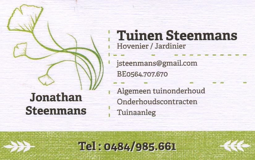 Tuinen Steenmans